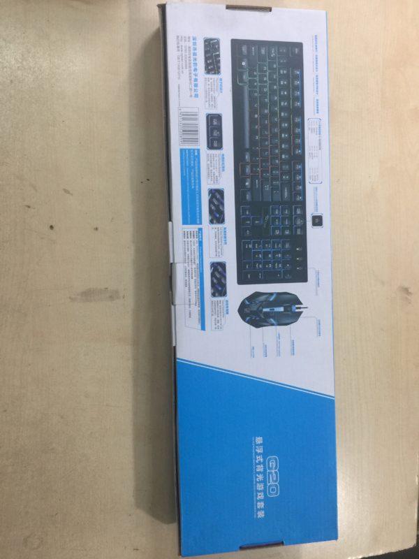 Bàn phím cơ máy tính PC 2