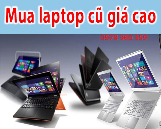 thu mua laptop cũ hcm